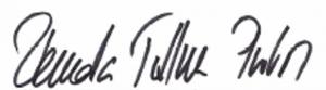 Renata Trottman - signature